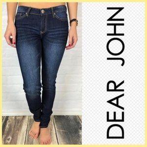 Dear John Playback Comfort Straight Jeans